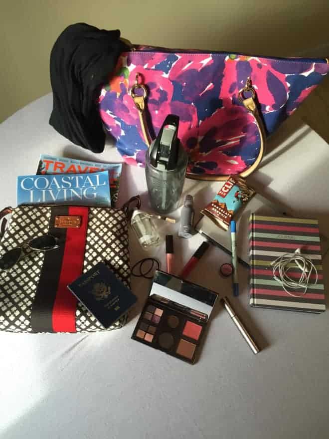 carry on essentials. emeraldandoak.wordpress.com