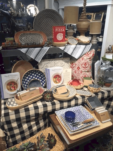 Top 10 Best Boutiques in Grand Rapids featured by top MI lifestyle blog, The House of Navy: Papers Plus Mason Jones