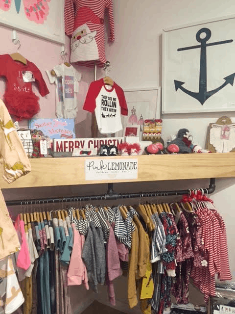 Top 10 Best Boutiques in Grand Rapids featured by top MI lifestyle blog, The House of Navy: Pink Lemonade