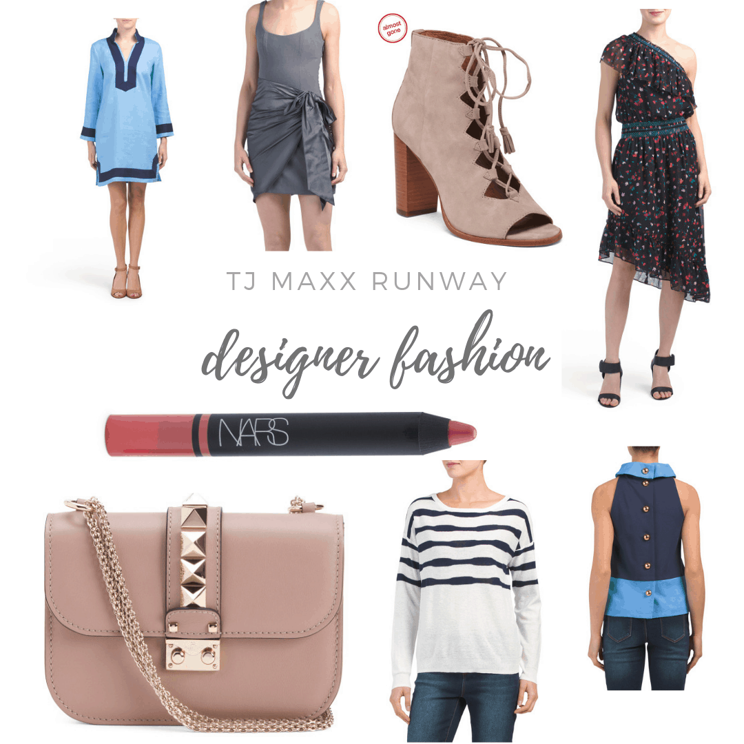 Off The Rack: Designer Fashion at TJ Maxx - The House of Navy