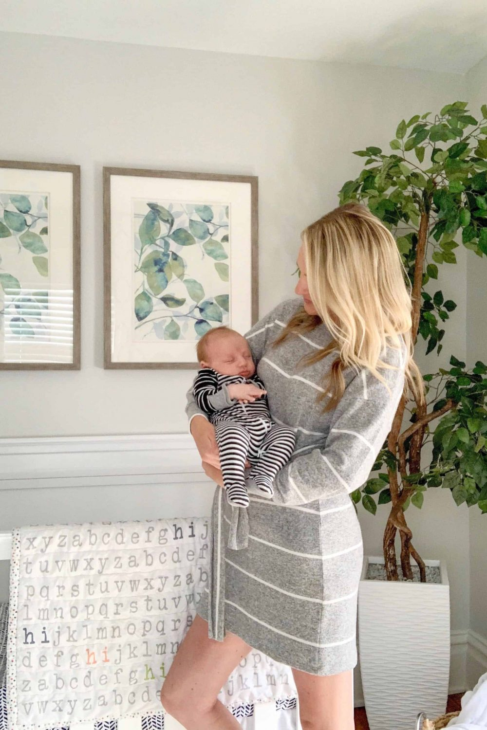 How To Care for Your Body After Giving Birth, tips featured by top Michigan lifestyle blog, House of Navy