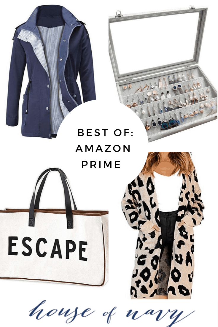 Best Amazon Finds featured by top MI life and style blogger, The House of Navy