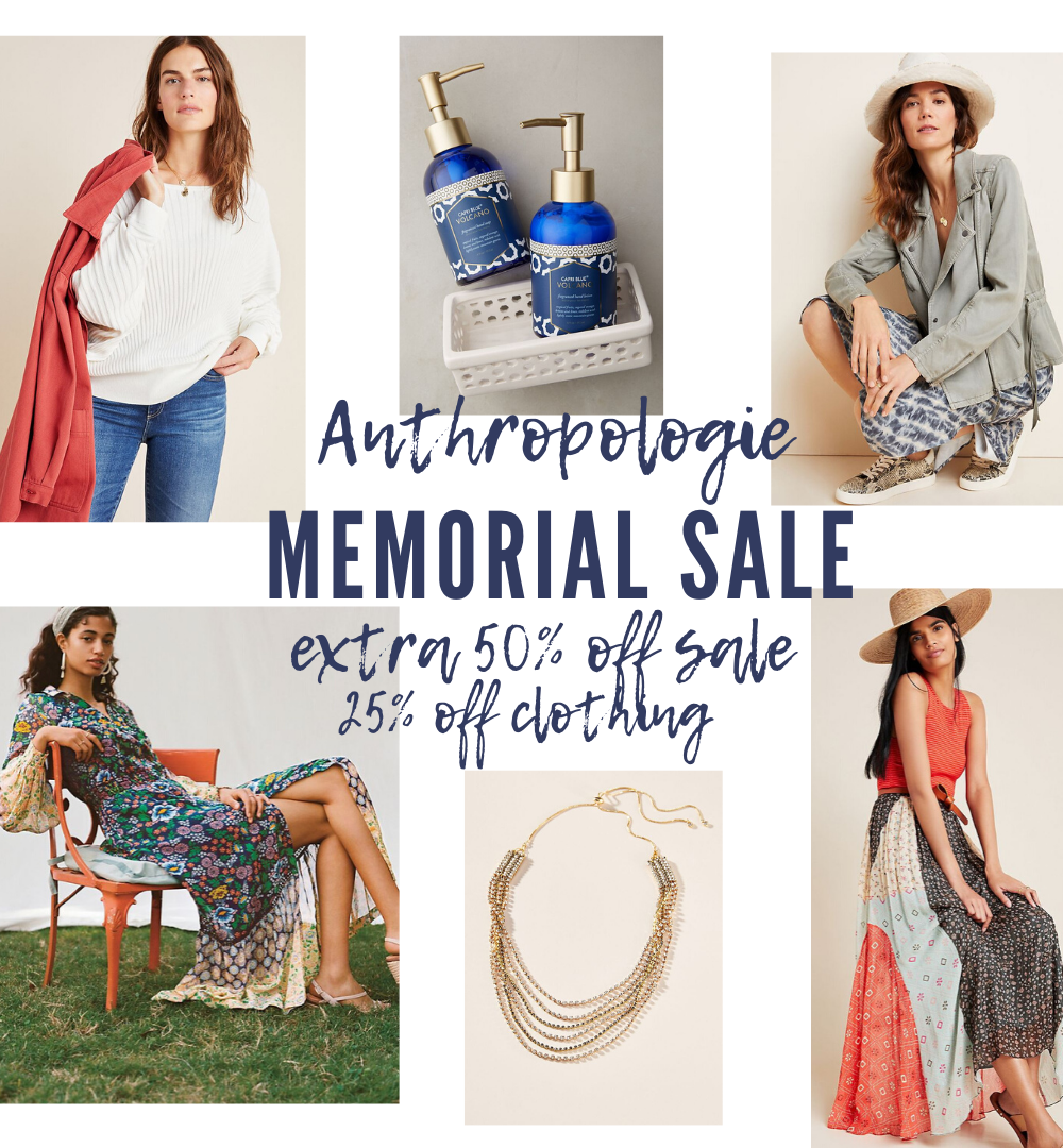 Shopping Guide: the Best Memorial Day Weekend Sales feature dby top MI lifestyle blogger, House of Navy